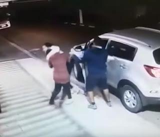 GCM de Campinas encontra carro da empresária que enfrentou criminosos
