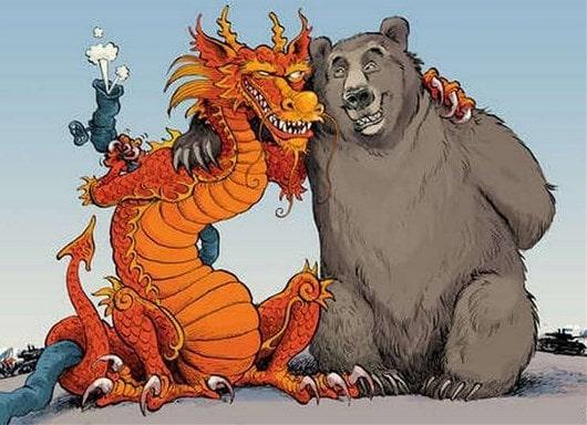 Россия и КНГ