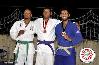 Judocas Picuienses conseguem medalhas em evento da Federação Paraibana de Judô