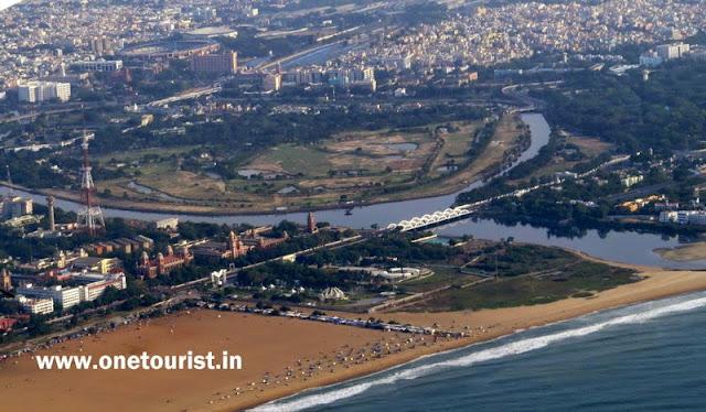 chennai from the sky,चेन्नई आसमान की नजर से