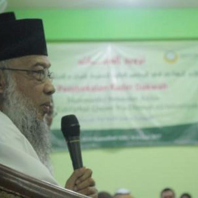 Pasca Aksi Bela Islam 212, Soliditas Umat Islam Dipertanyakan