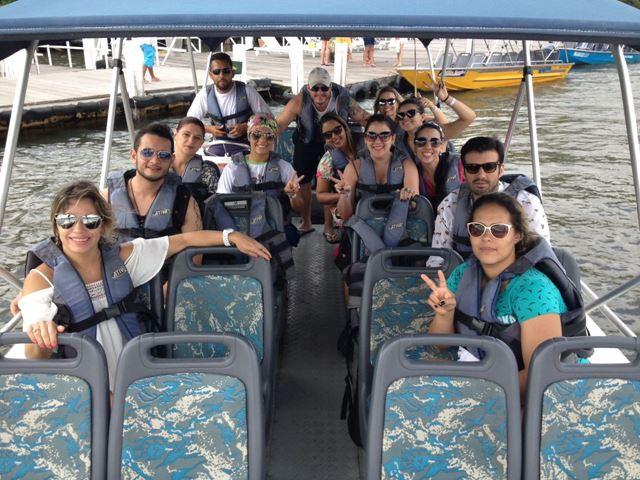 Agentes de viagens são premiados com visita ao Maranhão
