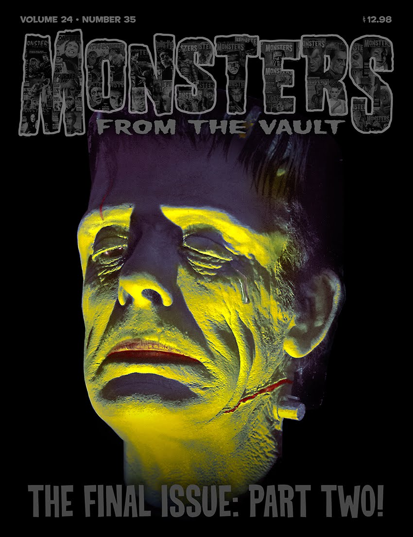 Monsters from the Vault #35