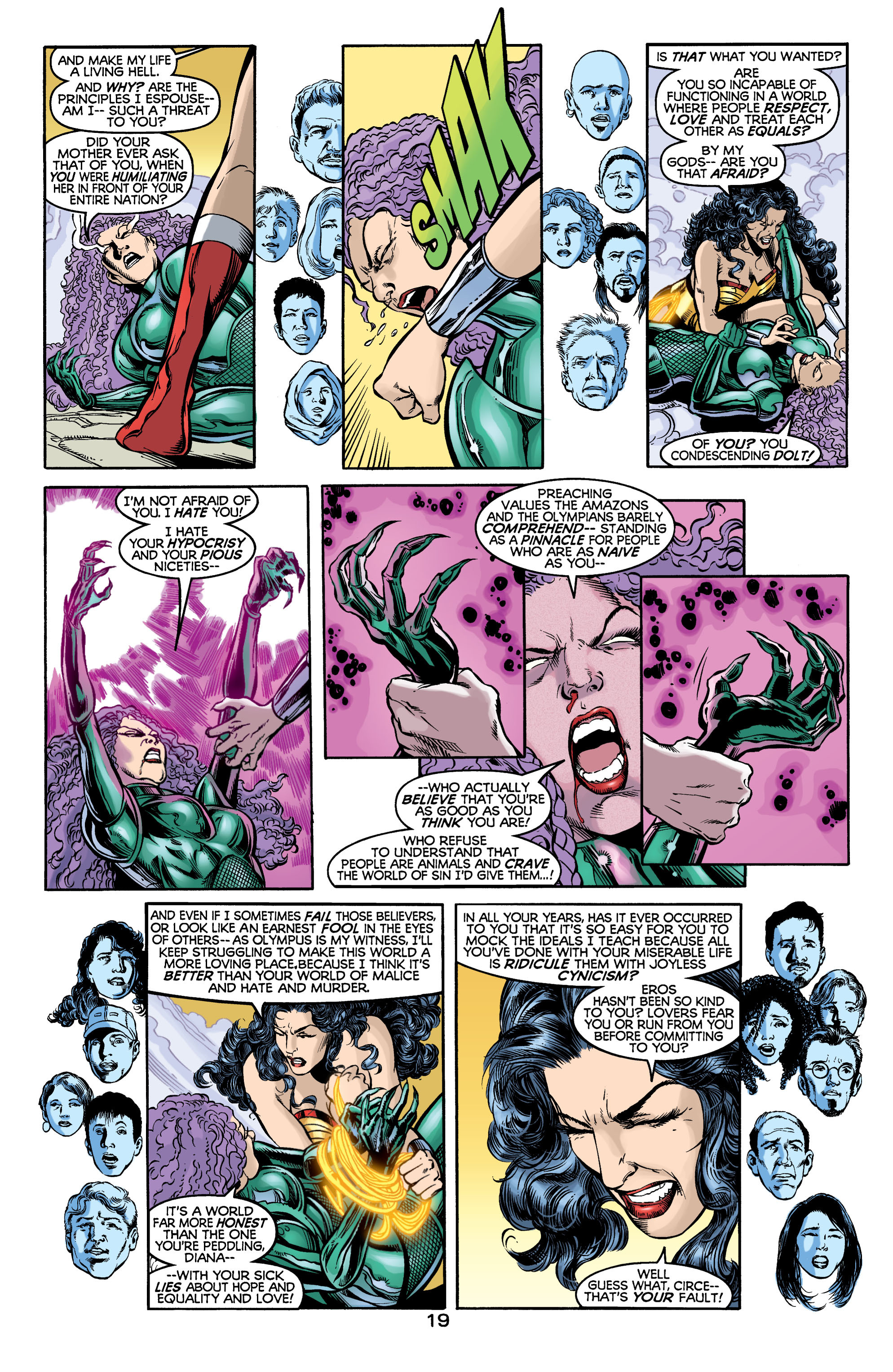 Read online Wonder Woman (1987) comic -  Issue #176 - 20