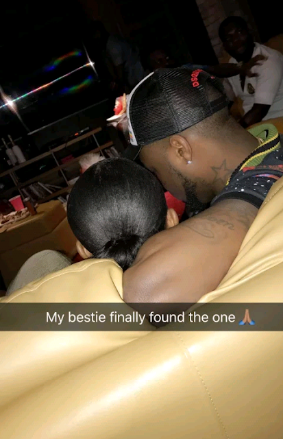 Davido's new Ghanaian girlfriend