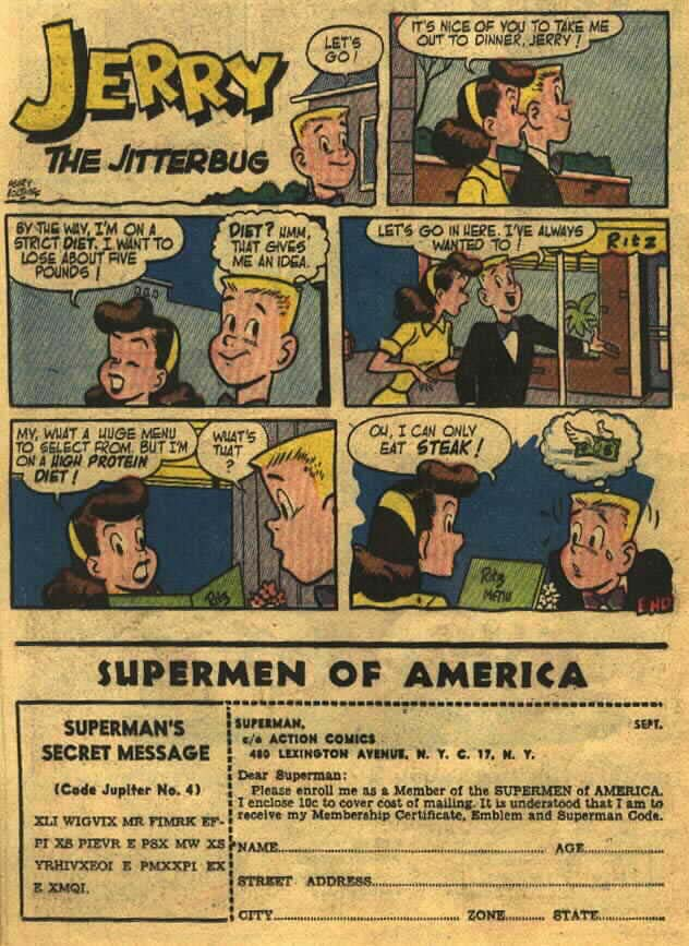 Read online Action Comics (1938) comic -  Issue #184 - 24