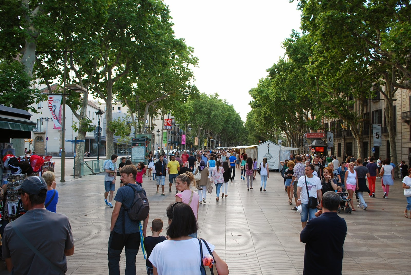 la Rambla, Barcelona, Catalonia, Spain