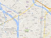 博多散步地圖 寺廟神社景點篇