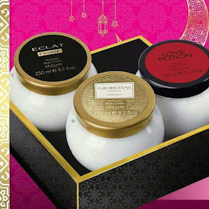 BODY CREAM PERFUMED