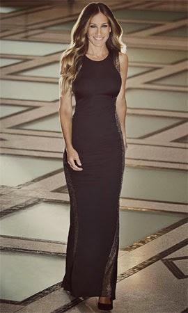 82db9f442 vestido longo outono inverno 2014 Maria.Valentina ...