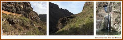 Barranco Infierno Tenerife Adaje
