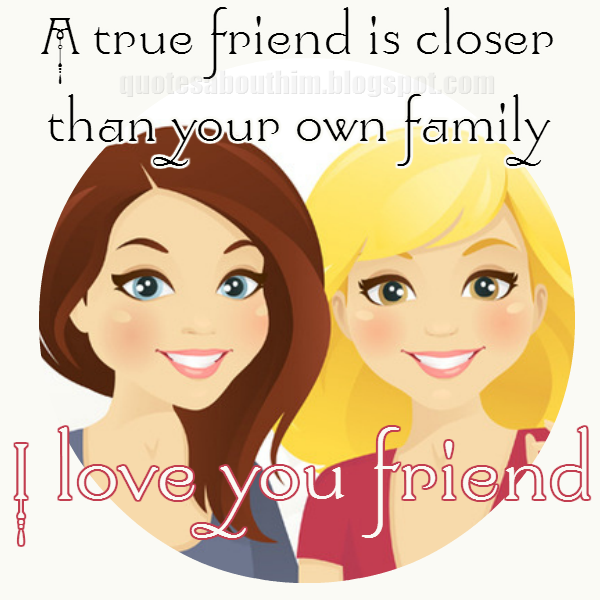 Share love friendship