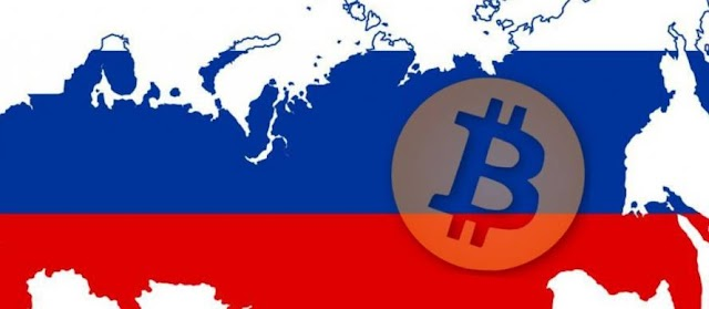 Bitcoin Trading in Russia is becoming More Active Day By Day