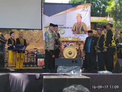 5u - 10 Tahun Usia KTT, PEMDA Adakan Pesta Rakyat dan BUDAYA 2017
