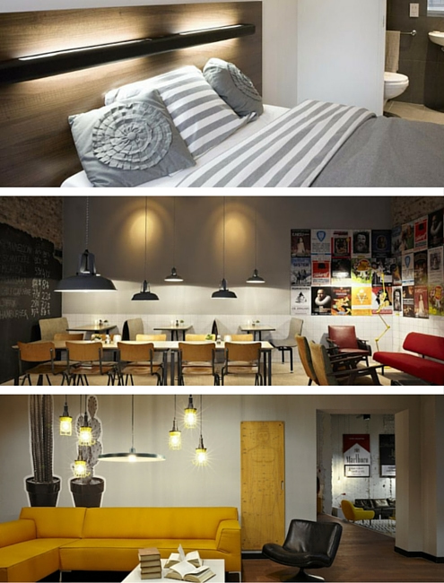 The student hotel, Rotterdam | Happy in Red