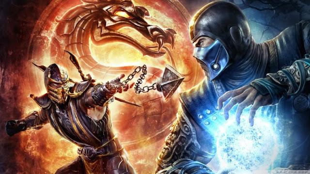 Film Animasi Mortal Kombat