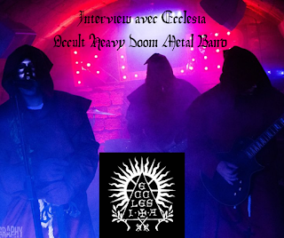 ECCLESIA DOOM METAL FRANCE