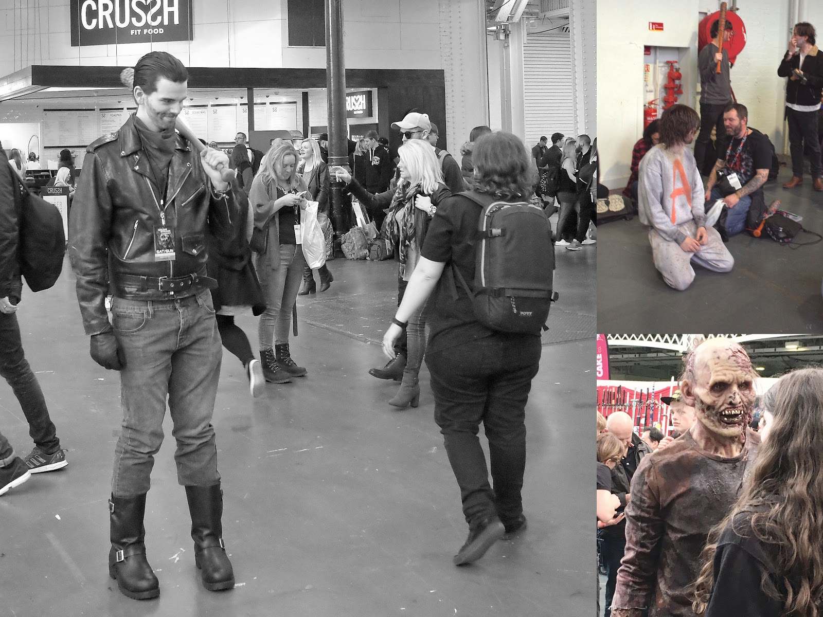 Cosplay The walking Dead