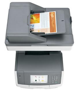 Download Lexmark X748de Driver Printer