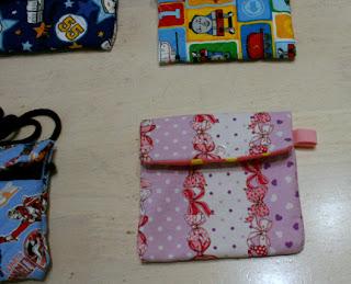 園児ハンドメイド財布