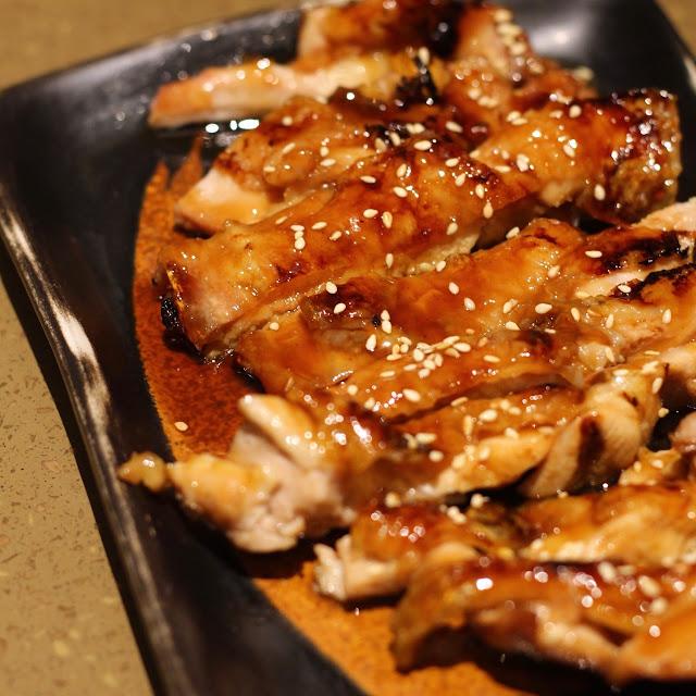 Teriyaki Boy Chicken