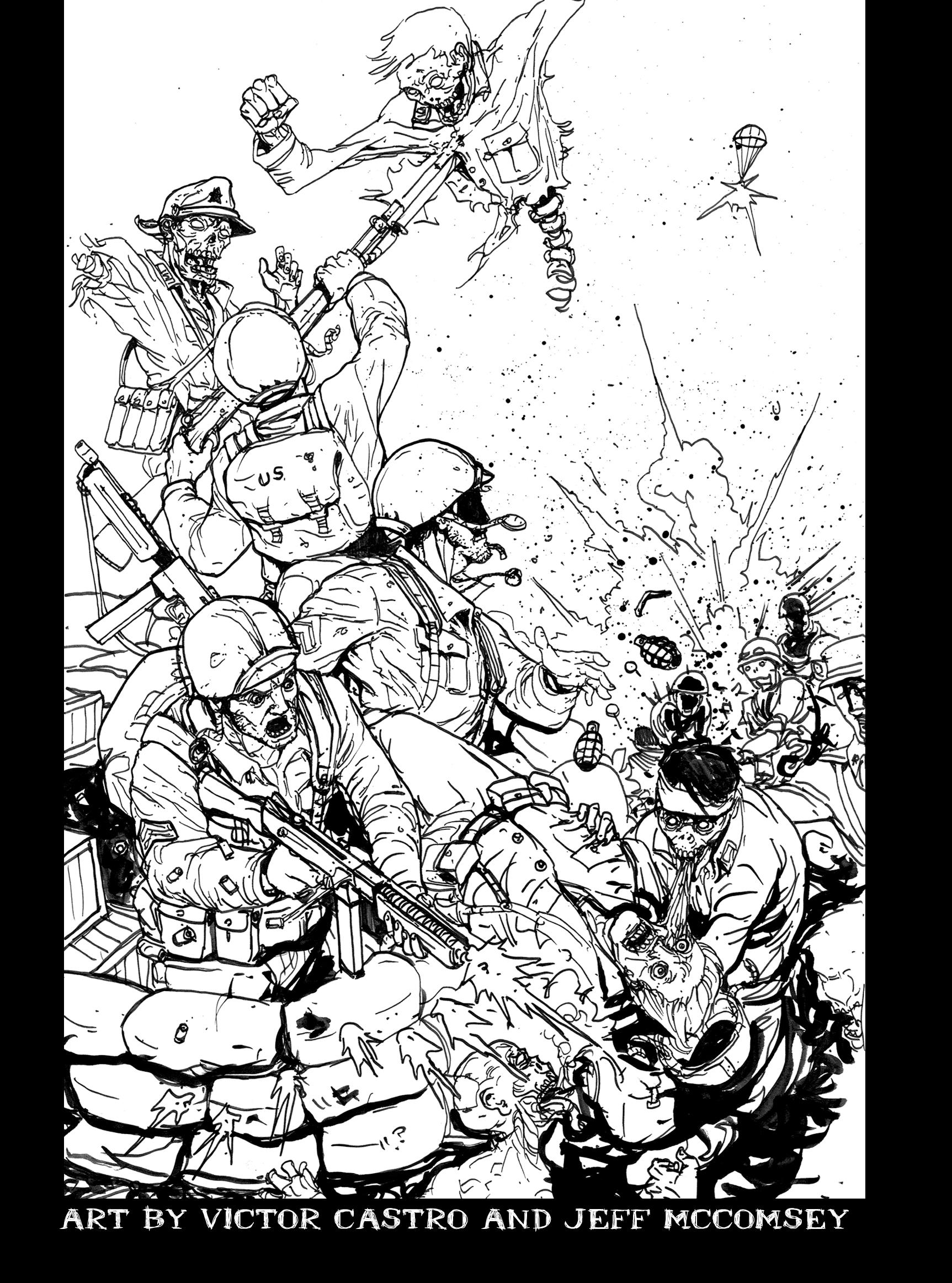 Read online FUBAR comic -  Issue #2 - 252