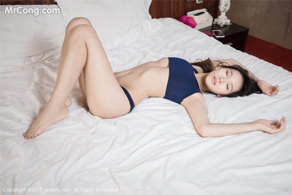 Image XIUREN-No.865-Li-Ke-Er-MrCong.com-010 in post XIUREN No.865: Người mẫu Li Ke Er (李可儿) (53 ảnh)