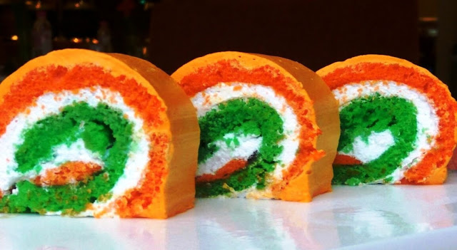Pan Indian Spread On Independence Day At Saptami, Holiday Inn