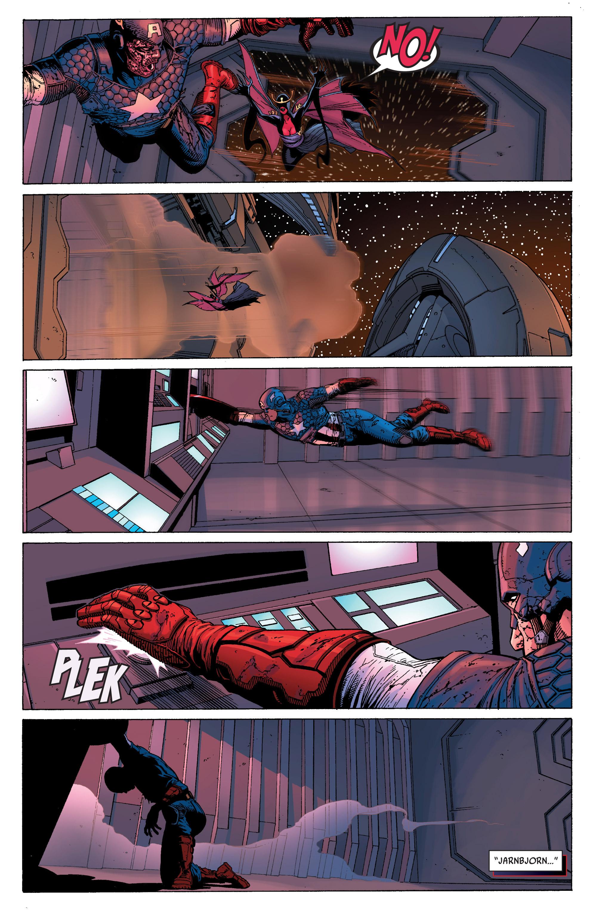 Read online Uncanny Avengers (2012) comic -  Issue #16 - 18