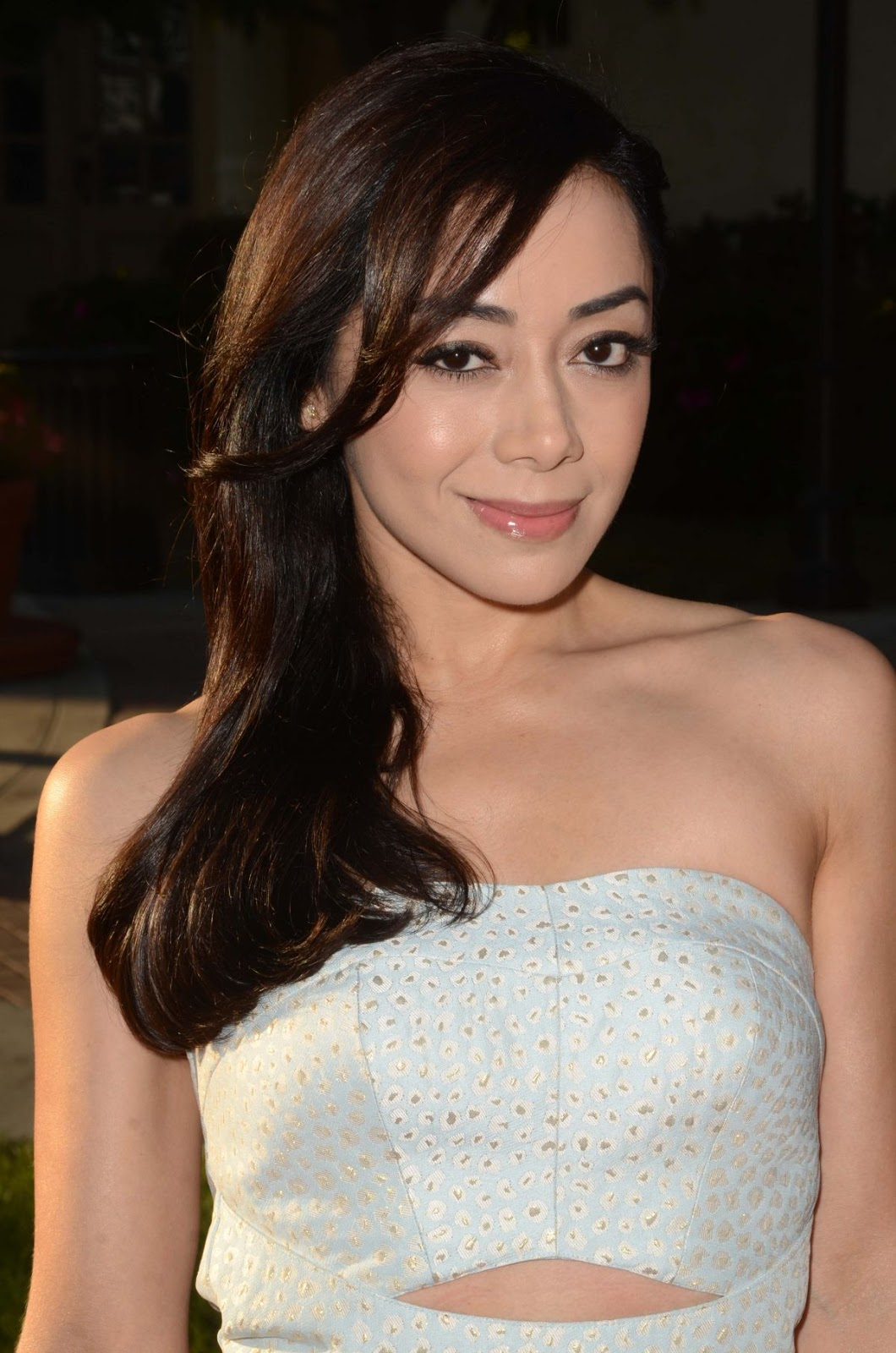 HD Photos of Aimee Garcia at Sister Cities Premiere in Los Angeles 2016