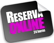 Reserva on line en Madrid