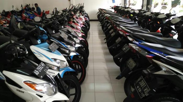 5 Tips Cermat Membeli dan memilih Sepeda Motor Bekas Second