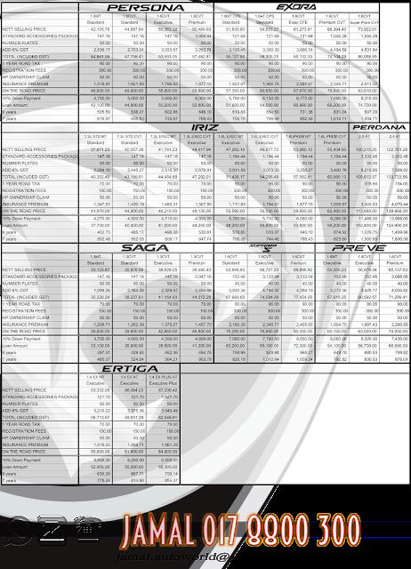 senarai harga proton edar price list - promosi proton edar 2016 Graduate Scheme, Grad Hitz, Skim Siswazah #senaraihargaproton