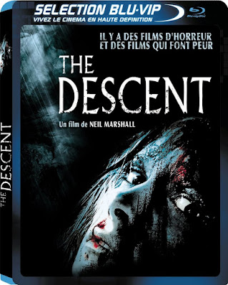 The Descent 2005 Eng BRRip 480p 300mb ESub