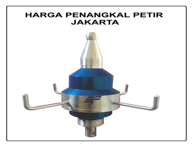 HARGA PENANGKAL PETIR JAKARTA