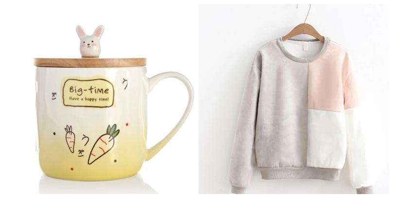caneca e hoodie  darosegal o blog da mo