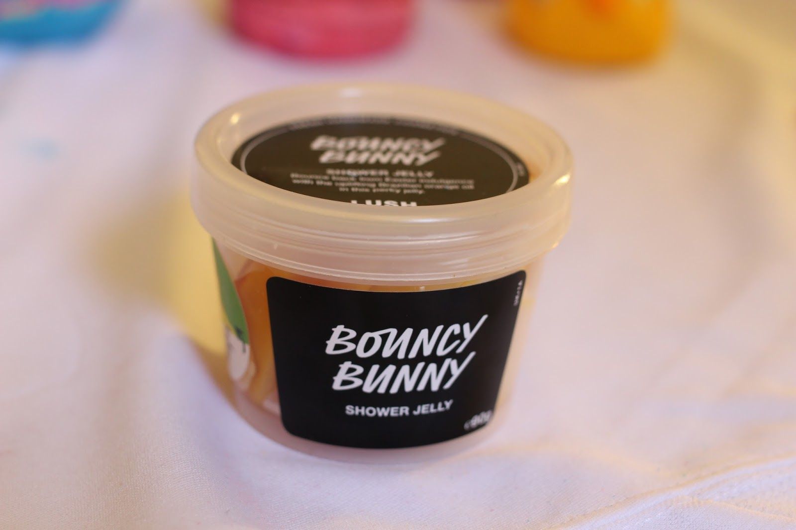 Bouncy Bunny Shower Jelly