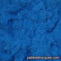 A-04 Césped electrostático 2 mm: Azul medio
