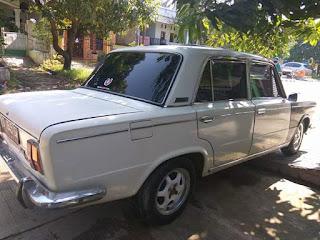 Posting ulang ...dijual mobil klasik...mobil antik italua Fiat 125 th 68 ...buja harga 18,5jt nego