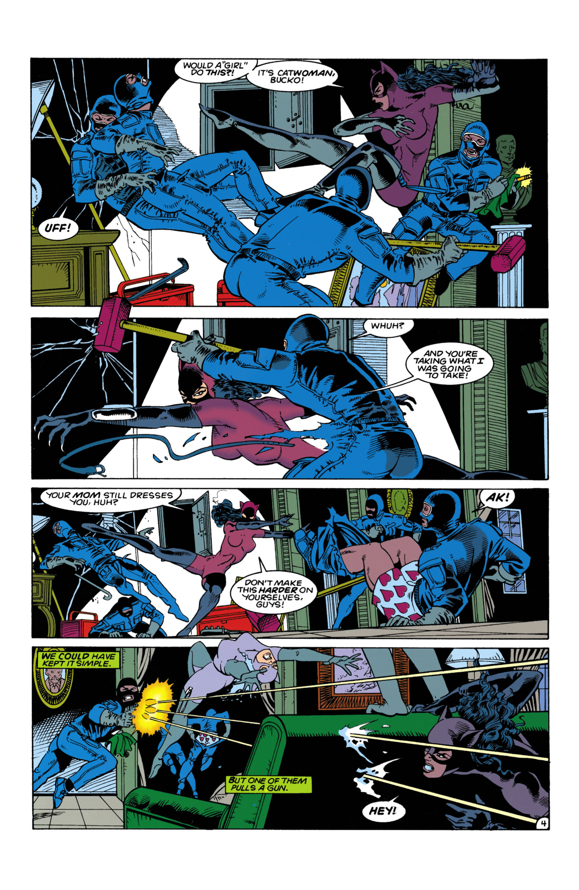 Catwoman (1993) Issue #15 #20 - English 5