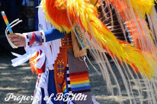 NOLA Jazz Fest 2015  native indian 2