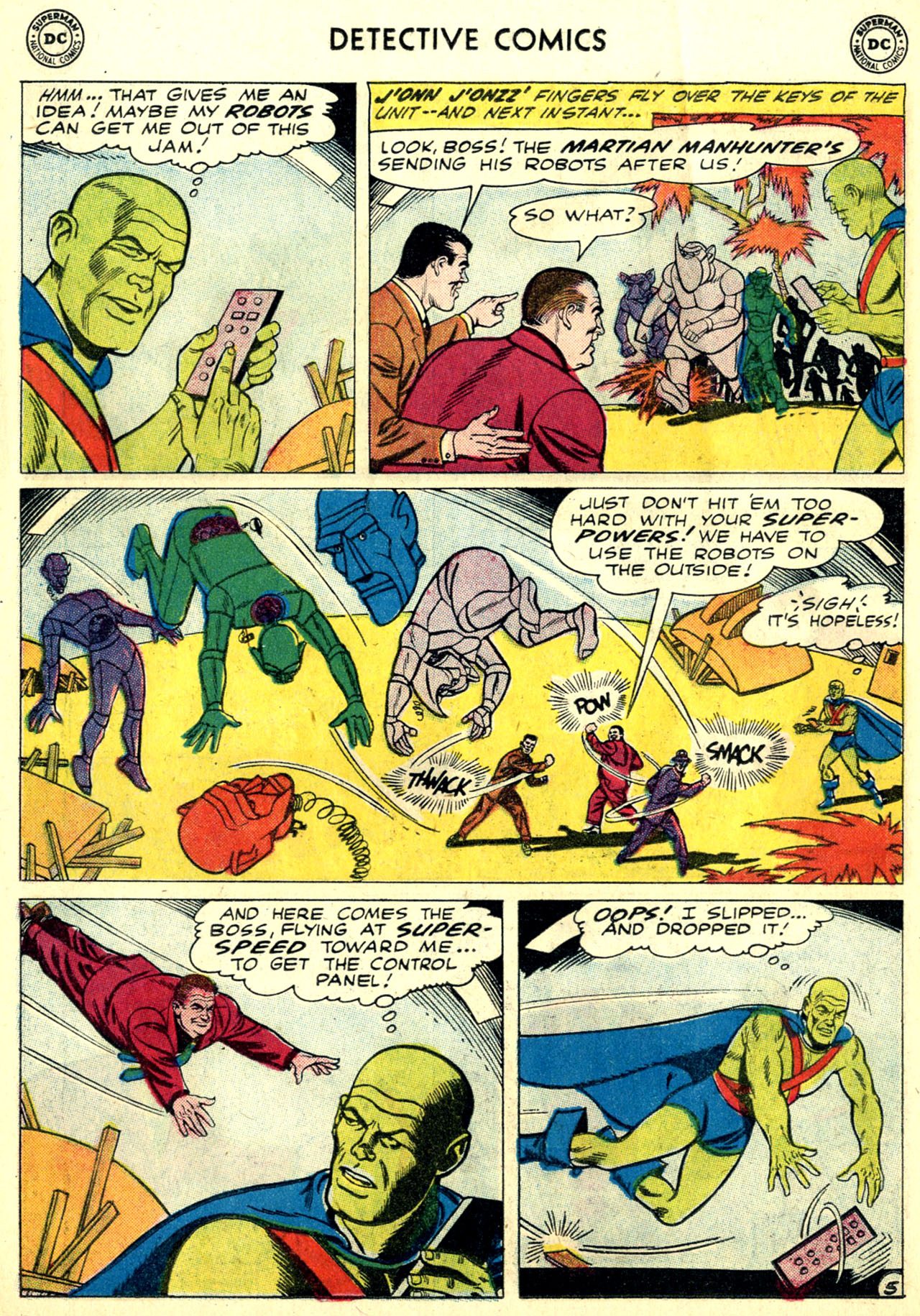 Detective Comics (1937) 281 Page 29