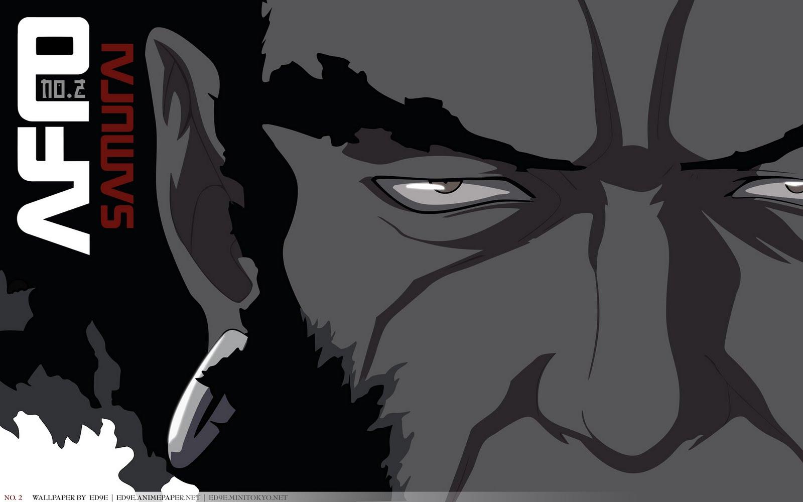 anime wallpaper: Afro Samurai Wallpapers