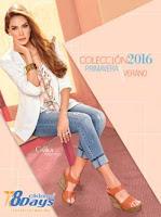 calzado confort catalogo cklass primavera verano 2016