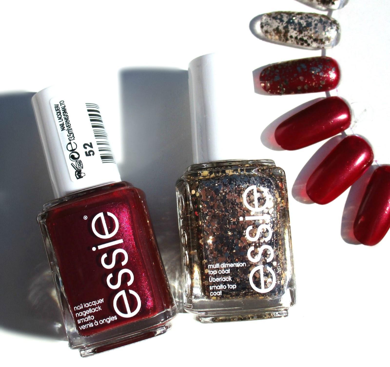 HaySparkle: Essie Review | Autumnal Nails ♥