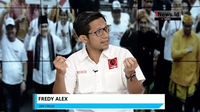 Projo: Pak Prabowo Patriot Sejati