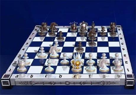 لعبة الشطرنج مع الكمبيوتر مجانا