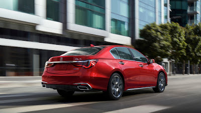 The New Acura RLX 2018 Review, Specs, Price
