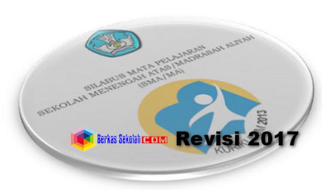 Silabus SMA Kurikulum 2013 Revisi 2017 Format PDF (PPK. Literasi, HOTs, 4C)