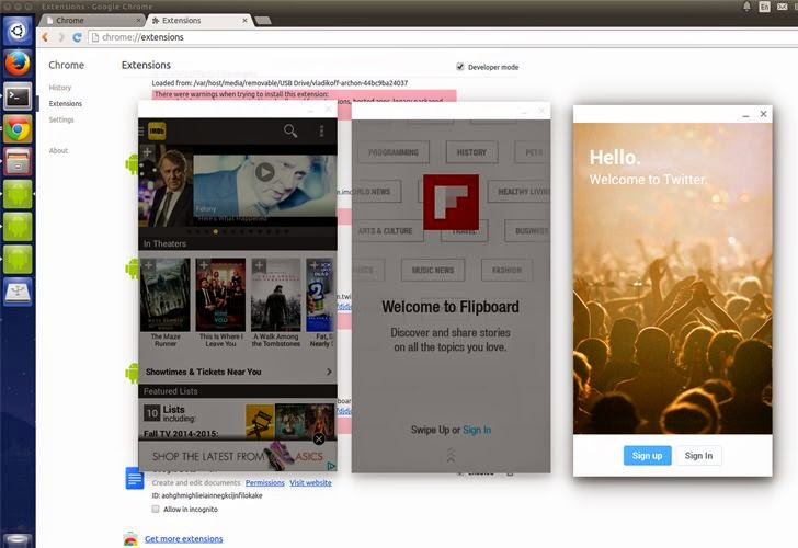 How To Run Almost Any Android App On Windows, OS X, Linux with Chrome
